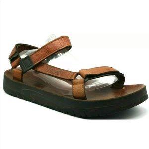 Teva Universal Leather Vibram Hook and Loop Sandal